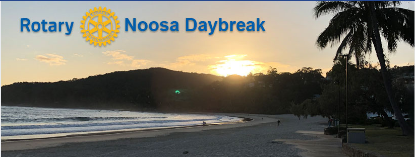 Noosa Daybreak Rotary club